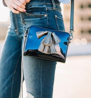 Up to 50% Off+Extra 25% OffMetallic bag sale