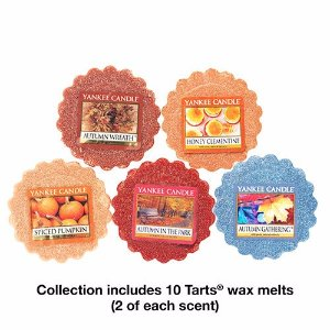 Fall Favorites Tarts® Wax Melts Collection Gift Set - Yankee Candle