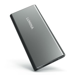 Lumina 15000mAh Ultra Compact Portable Charger
