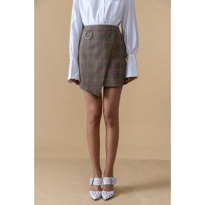 Plaid Mini Skirt – Genuine People