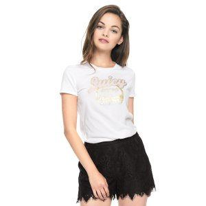 JUICY SUNSET CLASSIC SHORT SLEEVE TEE - Juicy Couture