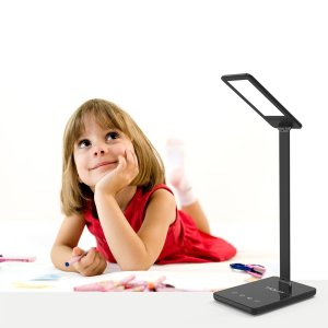 Mulcolor 8W Eye-Care LED Desk Lamp