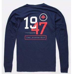 LRG 1947th Edition Mens T-Shirt 303584210 | Shirts + Tees
