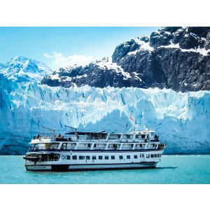 【85折】5日阿拉斯加,零距离看冰川塌落送$368礼包