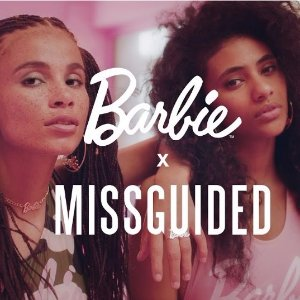 From $11Barbie x Missguided Collection @ Missguided US