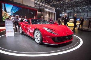 New Car Incoming2017 Geneva Motor Show