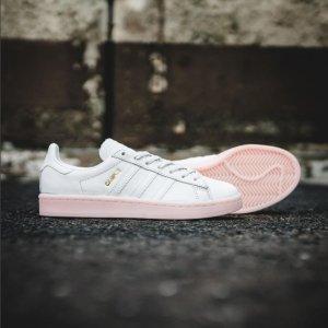 $63(原价$90)免邮 必收最新款adidas女生专属最新CAMPUS配色潮鞋 今年主打款 立享7折