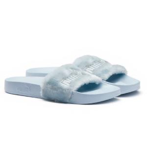 Fur Women's Slide Sandals