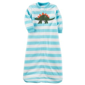 Carter's Infant Boys' Fleece Sleep Bag - Dinosaur - Clothing - Baby Clothing - Baby Pajamas