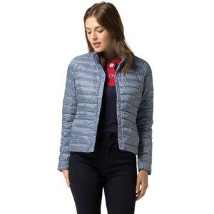 Sweater Print Down Jacket | Tommy Hilfiger USA