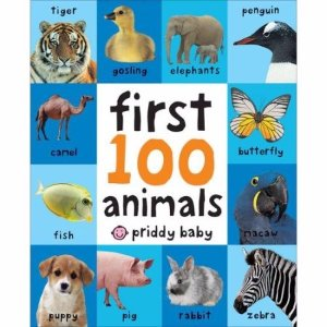 First 100 Animals - Walmart.com
