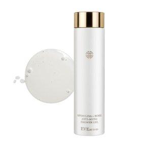 Spirulina + Rose Anti-Aging Shower Gel
