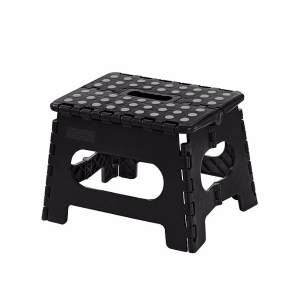 LivingQuarters Folding Step Stool | Bon-Ton