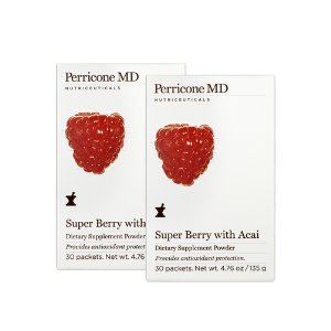 Super Berry Supplement Powder Duo | PerriconeMD