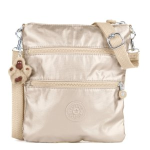 Rizzi Metallic Convertible Crossbody Bag