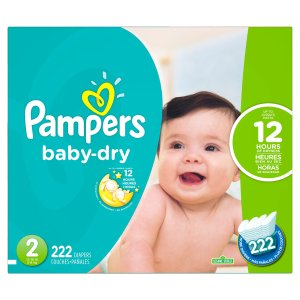 Extra 20% OffPampers @ BLINQ