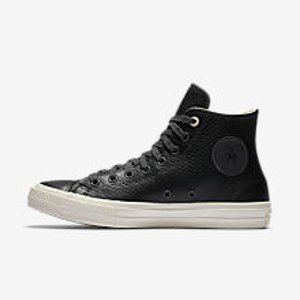Converse Chuck II Mesh Backed Leather High Top Unisex Shoe. Nike.com