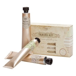 The Sabon ® Travel Kit is part of our containing Patchouli Lavender Vanilla