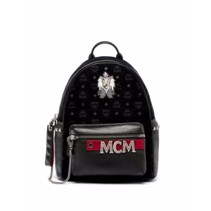 MCM - Stark Embroidered Backpack - saks.com