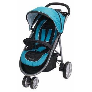 $68.22 (原价$179.99)Graco Aire3 轻便可折叠婴儿推车