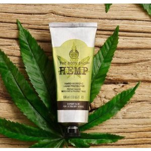 Hand Care - Natural Hydrating Hemp Skincare | The Body Shop ®