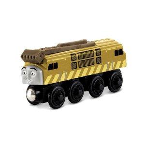 Fisher-Price Thomas & Friends Diesel 10木质小火车