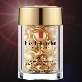 Super Hot! Up to 30% OFF+ FREE Full-Size Advanced Ceramide Capsules, 30-Pieces @ Elizabeth Arden