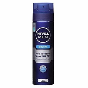 NIVEA Men Maximum Hydration Moisturizing Shaving Gel 7 Ounce (Pack of 3)