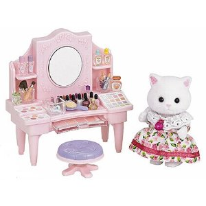 Calico Critters Cosmetic Counter Toy Set | zulily