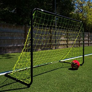 Amazon.com : Franklin Sports Competition Goal, 6 x 4 Foot, Black : Sports & Outdoors