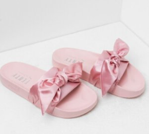 $90/ $160PUMA FENTY by Rihanna Bow Slides and Sneakers