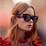 Gucci太阳眼镜、平光镜系列,超划算