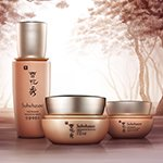 Receive a 3 piece Timetreasure Deluxe GiftWith your $250 purchase @ Sulwhasoo