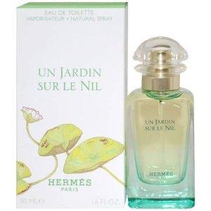 Hermes Un Jardin Sur Le Nil Eau de Toilette Spray for Women 1.6 fl oz
