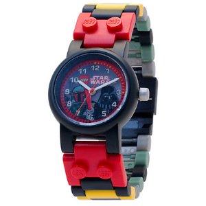 LEGO® Star Wars™ Boba Fett™ and Darth Vader™ Link Watch - 5005212   Star Wars™   LEGO Shop