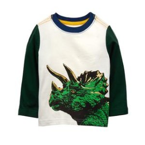Triceratops Tee