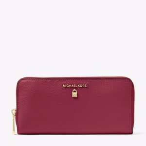 Sutton Leather Continental Wallet