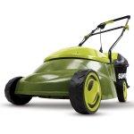 Snow Joe MJ401E 14-Inch 12 Amp Electric Lawn Mower With Grass Bag