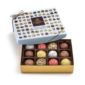 Patisserie Dessert Truffles Gift Box   GODIVA