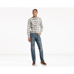 505™ Regular Fit Stretch Jeans