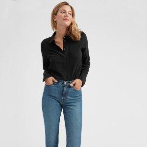 The Silk Two-Pocket Shirt