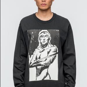 Sasquatchfabrix. - Mishima L/S T-Shirt   HBX