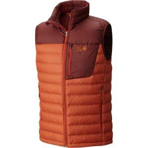 Mountain Hardwear Dynotherm Down Vest - Men's | Backcountry.com