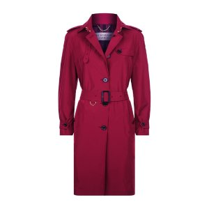 Burberry Renwick Oversized Trench Coat