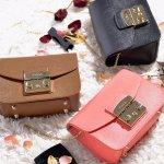 with Furla Handbags Purchase @ Bloomingdales