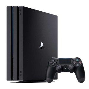 $339.99 (原价$389.99)Sony PlayStation PS4 Pro 1TB 游戏主机