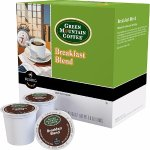 Keurig Green Mountain Breakfast Blend K-Cup Pods (48-Pack)