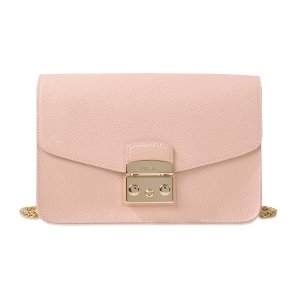 Metropolis S Shoulder Bag Furla Pink