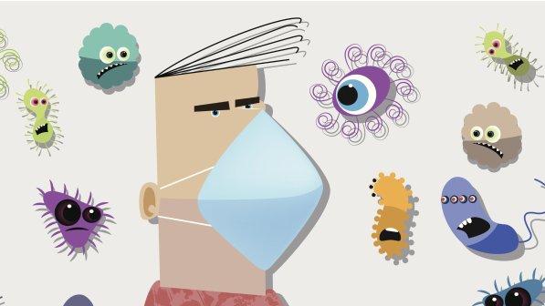 新一季致命流感袭击美帝!cdc教你如何对抗流感病毒图片