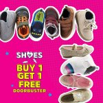 Kids Shoes Doorbuster @ OshKosh BGosh